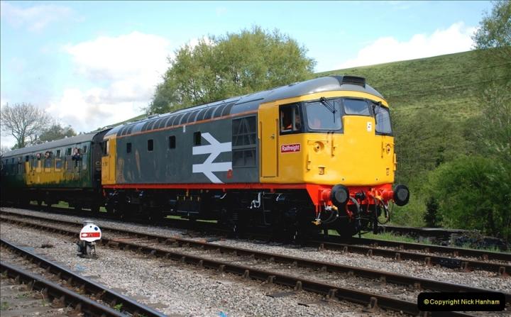 2019-05-10 Swanage Railway Spring Diesel Gala. (103)