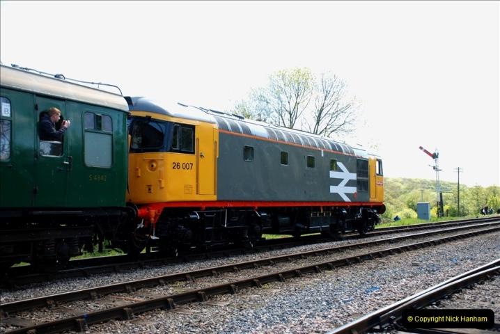 2019-05-10 Swanage Railway Spring Diesel Gala. (104)