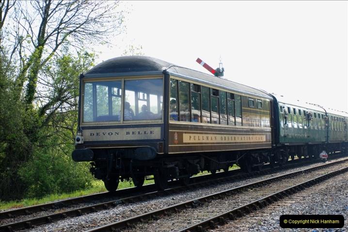 2019-05-10 Swanage Railway Spring Diesel Gala. (105)