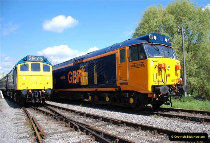 2019-05-10 Swanage Railway Spring Diesel Gala. (106)