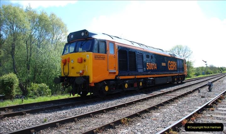 2019-05-10 Swanage Railway Spring Diesel Gala. (107)