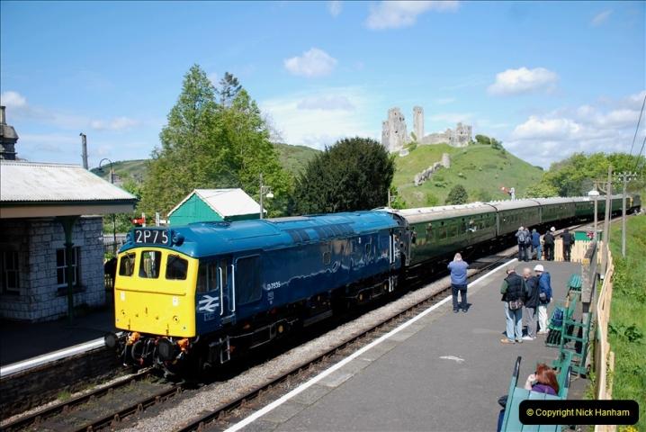 2019-05-10 Swanage Railway Spring Diesel Gala. (109)