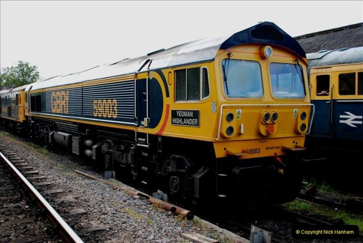 2019-05-10 Swanage Railway Spring Diesel Gala. (11)