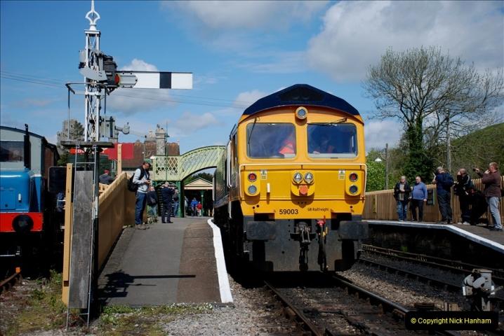 2019-05-10 Swanage Railway Spring Diesel Gala. (114)