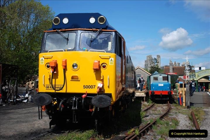 2019-05-10 Swanage Railway Spring Diesel Gala. (115)