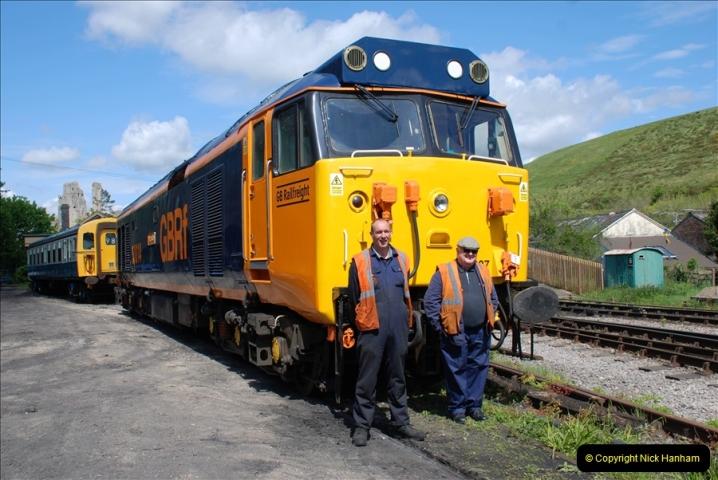 2019-05-10 Swanage Railway Spring Diesel Gala. (116)
