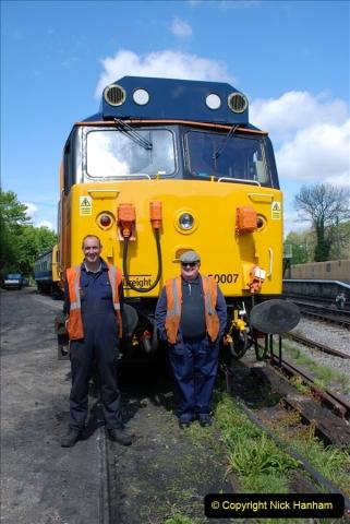 2019-05-10 Swanage Railway Spring Diesel Gala. (117)