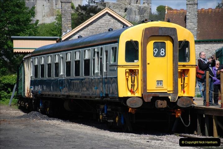 2019-05-10 Swanage Railway Spring Diesel Gala. (119)
