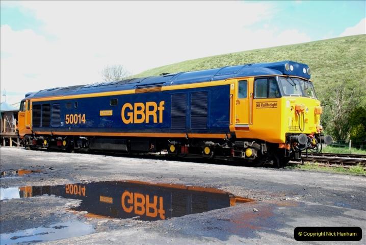 2019-05-10 Swanage Railway Spring Diesel Gala. (123)