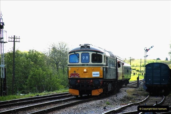 2019-05-10 Swanage Railway Spring Diesel Gala. (125)