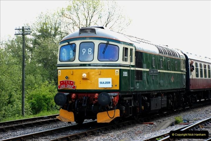 2019-05-10 Swanage Railway Spring Diesel Gala. (126)