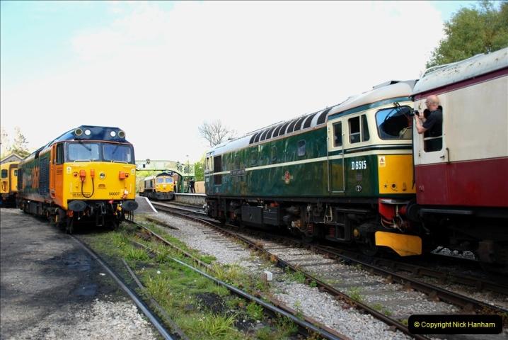 2019-05-10 Swanage Railway Spring Diesel Gala. (127)