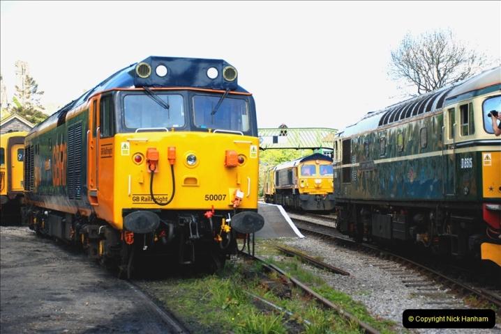 2019-05-10 Swanage Railway Spring Diesel Gala. (128)