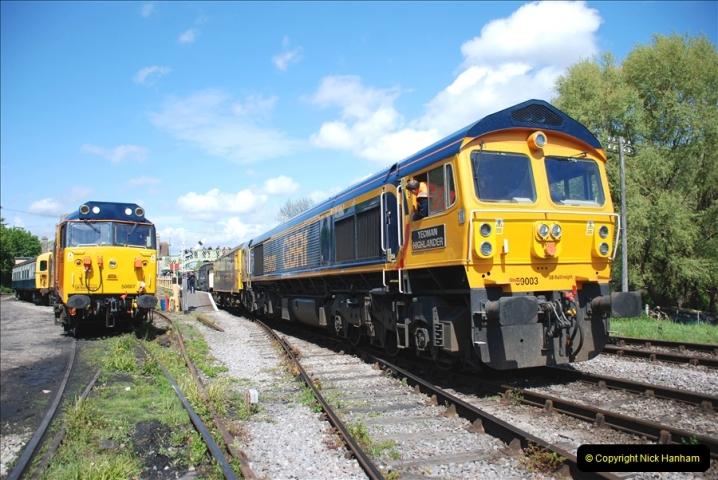 2019-05-10 Swanage Railway Spring Diesel Gala. (132)