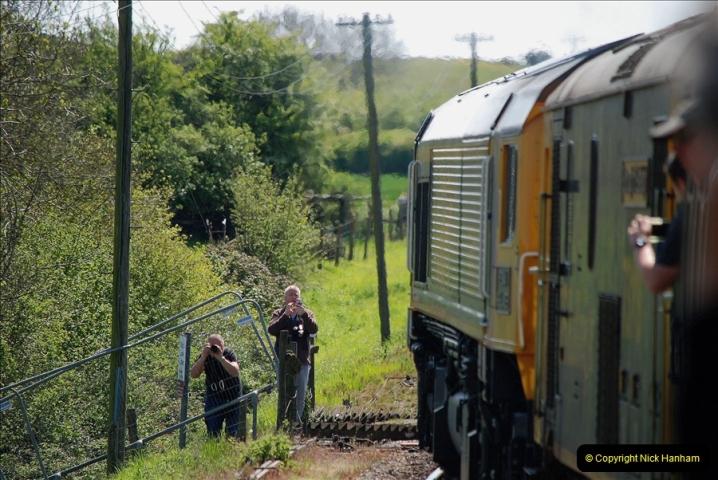 2019-05-10 Swanage Railway Spring Diesel Gala. (133)