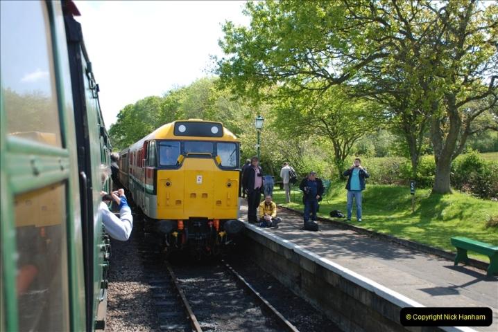 2019-05-10 Swanage Railway Spring Diesel Gala. (134)