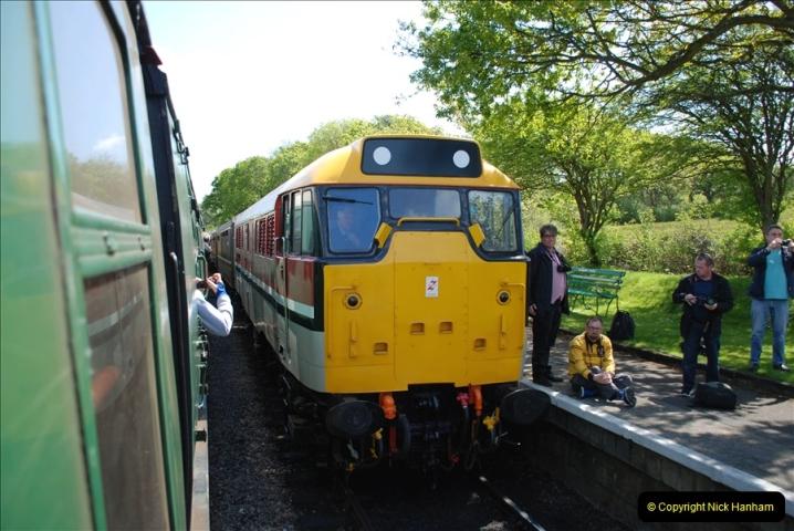 2019-05-10 Swanage Railway Spring Diesel Gala. (135)