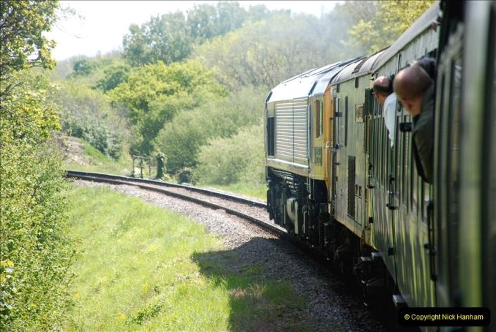 2019-05-10 Swanage Railway Spring Diesel Gala. (136)