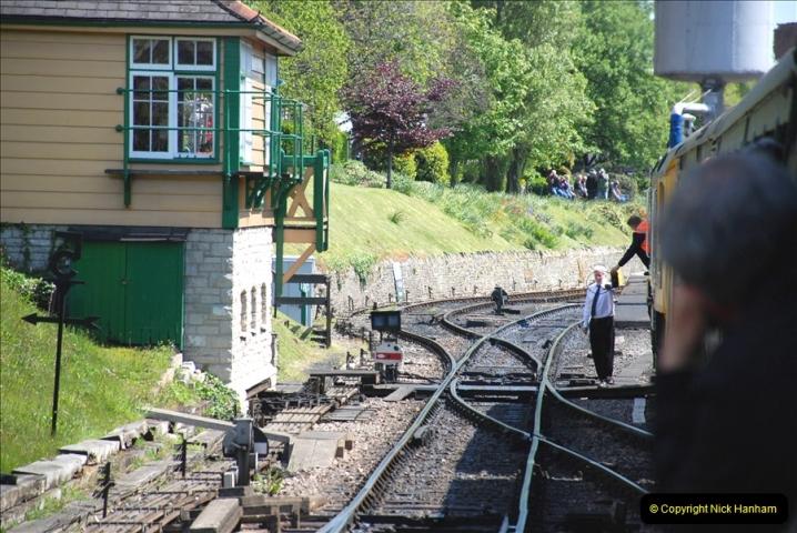2019-05-10 Swanage Railway Spring Diesel Gala. (138)