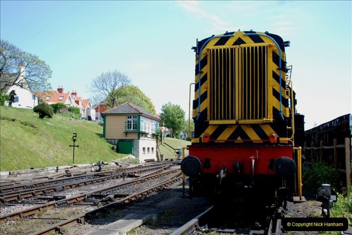 2019-05-10 Swanage Railway Spring Diesel Gala. (140)
