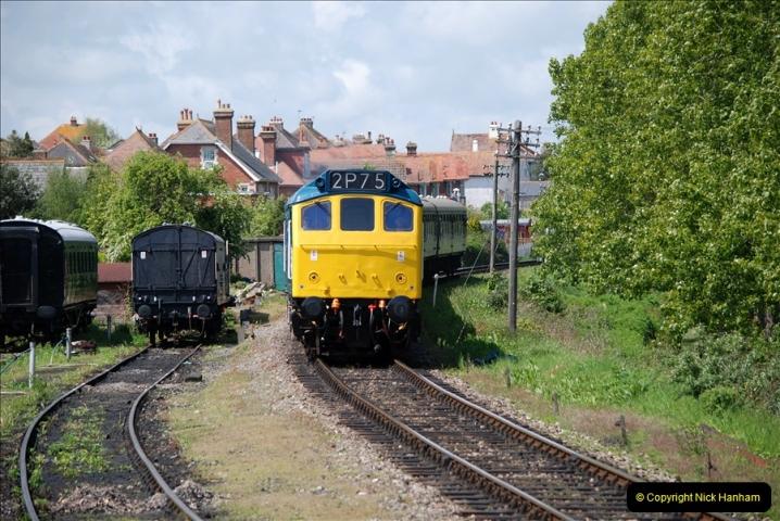 2019-05-10 Swanage Railway Spring Diesel Gala. (142)