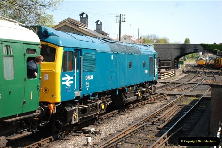 2019-05-10 Swanage Railway Spring Diesel Gala. (144)