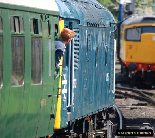 2019-05-10 Swanage Railway Spring Diesel Gala. (145)