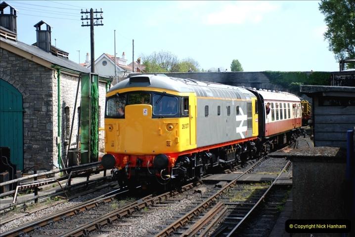 2019-05-10 Swanage Railway Spring Diesel Gala. (148)