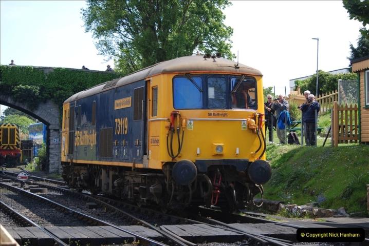 2019-05-10 Swanage Railway Spring Diesel Gala. (151)