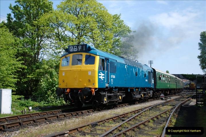 2019-05-10 Swanage Railway Spring Diesel Gala. (157)