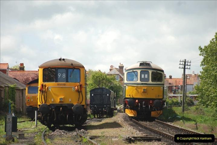 2019-05-10 Swanage Railway Spring Diesel Gala. (161)