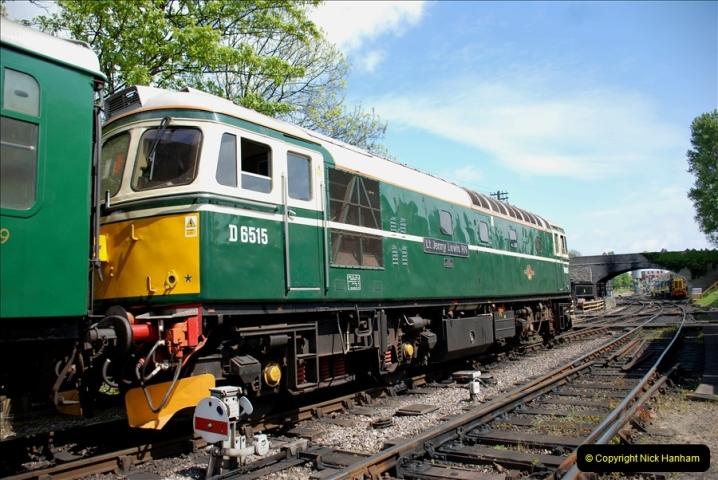 2019-05-10 Swanage Railway Spring Diesel Gala. (163)