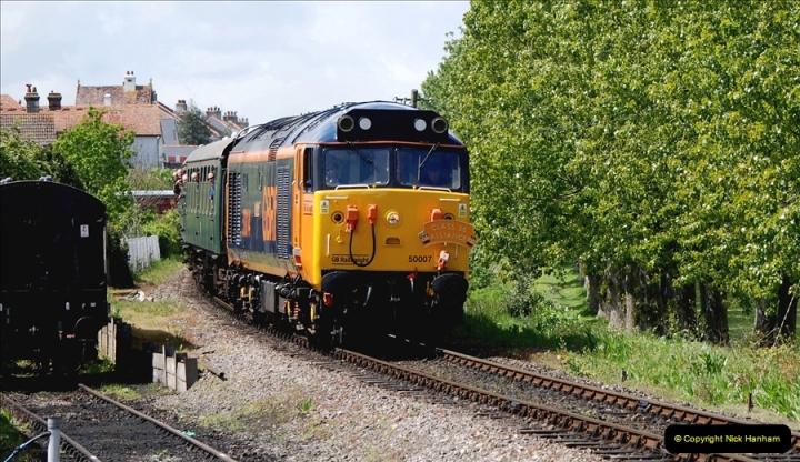 2019-05-10 Swanage Railway Spring Diesel Gala. (169)