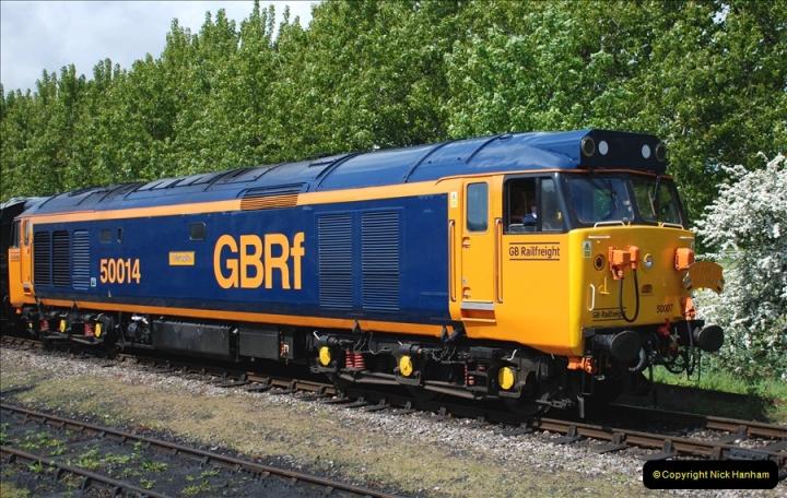 2019-05-10 Swanage Railway Spring Diesel Gala. (171)