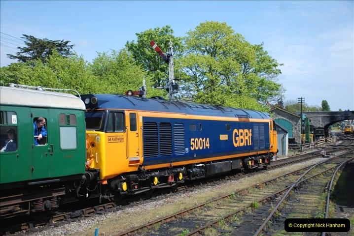 2019-05-10 Swanage Railway Spring Diesel Gala. (172)