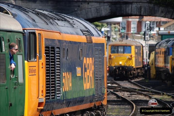 2019-05-10 Swanage Railway Spring Diesel Gala. (173)