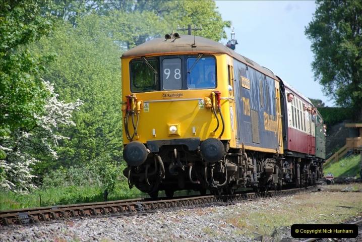 2019-05-10 Swanage Railway Spring Diesel Gala. (176)