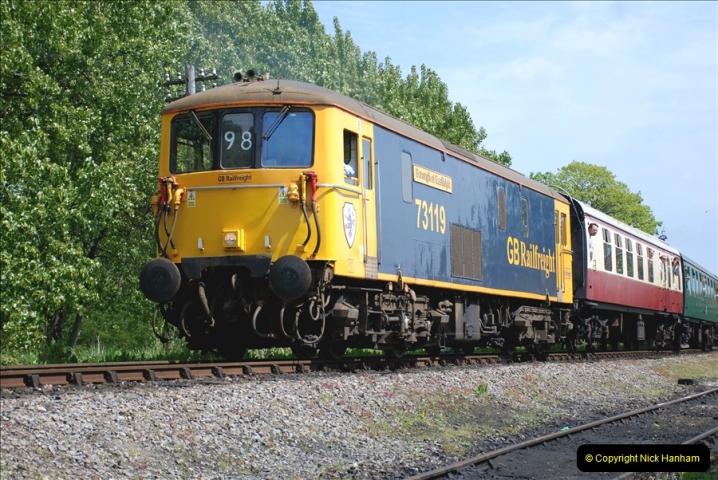2019-05-10 Swanage Railway Spring Diesel Gala. (177)