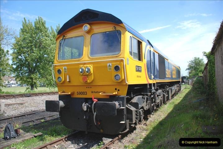2019-05-10 Swanage Railway Spring Diesel Gala. (178)