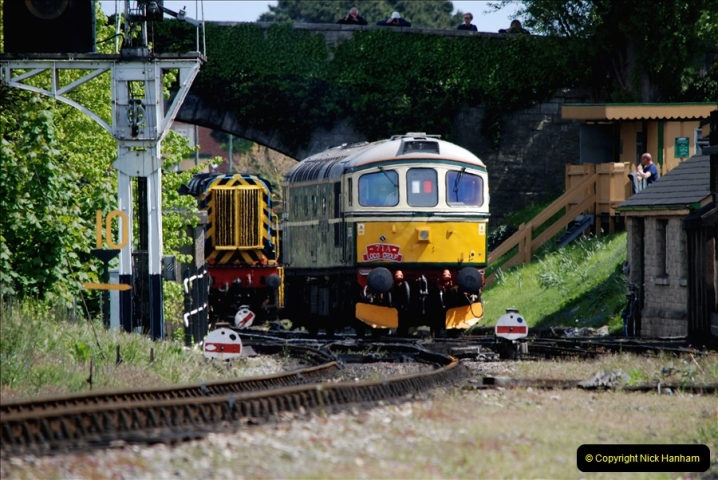 2019-05-10 Swanage Railway Spring Diesel Gala. (180)