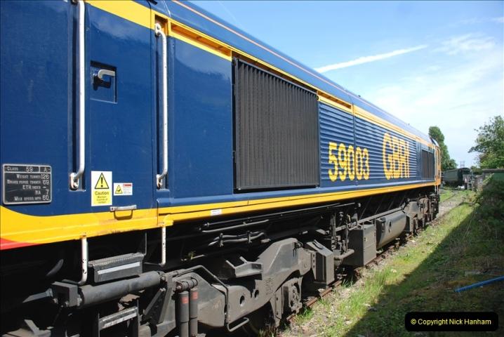 2019-05-10 Swanage Railway Spring Diesel Gala. (182)