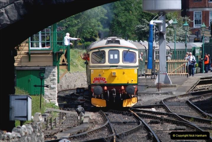 2019-05-10 Swanage Railway Spring Diesel Gala. (186)