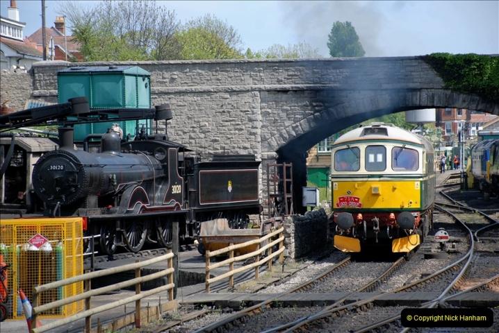 2019-05-10 Swanage Railway Spring Diesel Gala. (187)