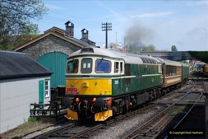 2019-05-10 Swanage Railway Spring Diesel Gala. (188)