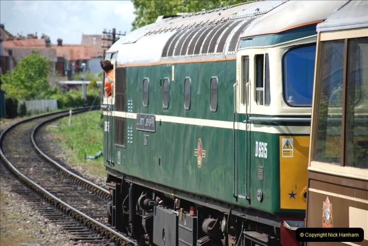 2019-05-10 Swanage Railway Spring Diesel Gala. (189)