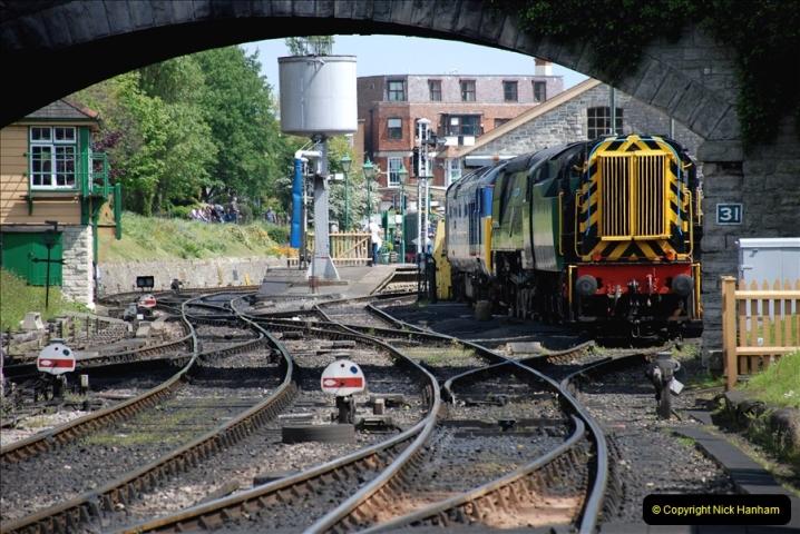 2019-05-10 Swanage Railway Spring Diesel Gala. (191)