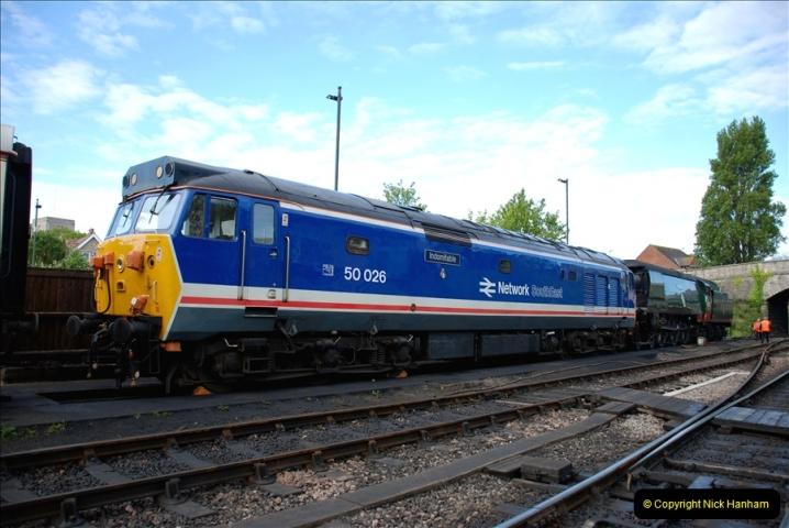 2019-05-10 Swanage Railway Spring Diesel Gala. (26)