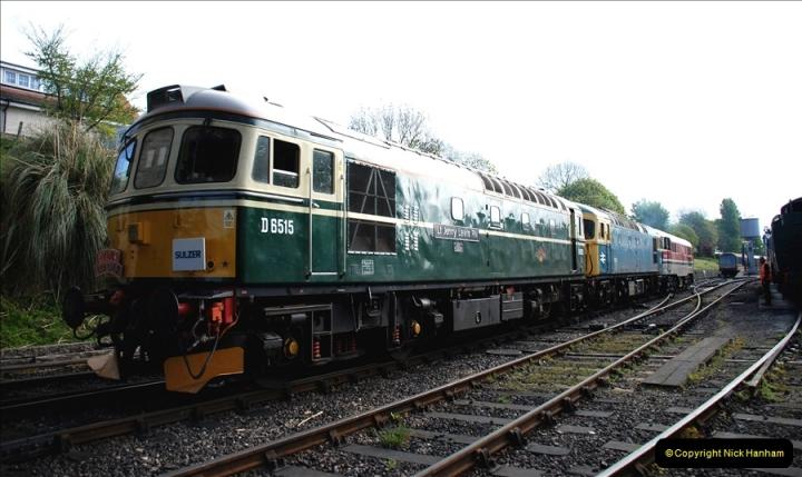 2019-05-10 Swanage Railway Spring Diesel Gala. (42)