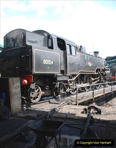 2019-05-10 Swanage Railway Spring Diesel Gala. (52)