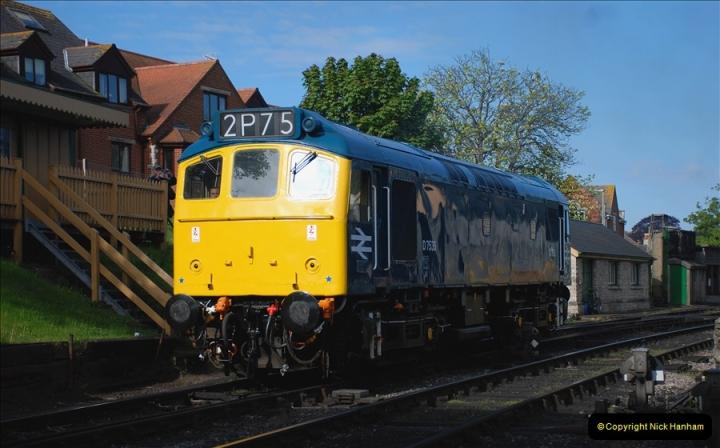 2019-05-10 Swanage Railway Spring Diesel Gala. (55)